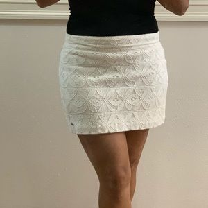 Hollister Lace Skirt